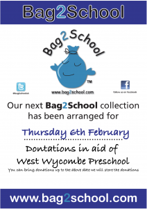 Bags 2 School collection